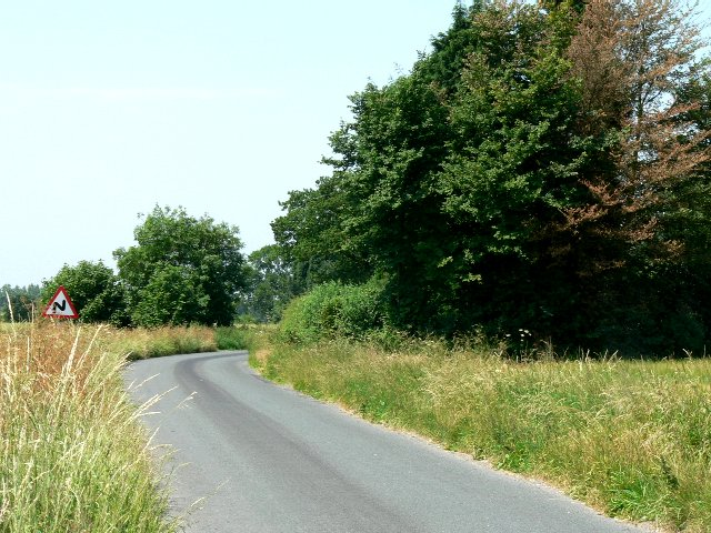 Moor Lane from South Duffield to Osgodby