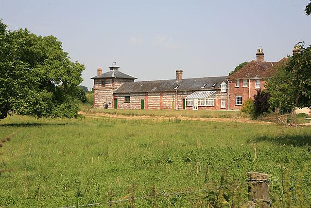 House at Bishopstone