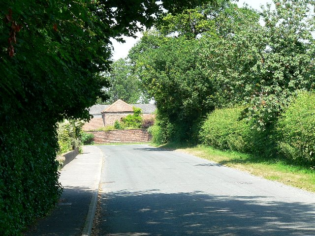 Greengate Lane from South Duffield to North Duffield