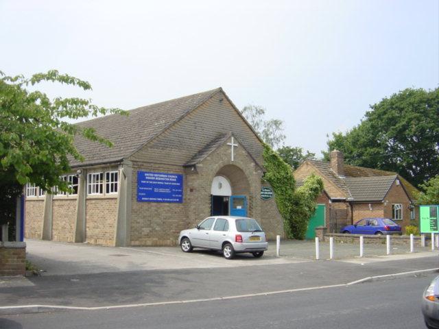 Higher Bebington Road United Reformed Church