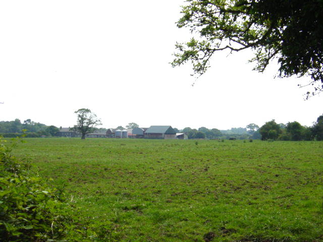Raby Hall Farm from Raby Hall Road