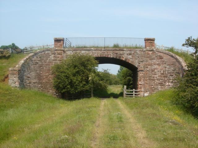 Railway Bridge near Chesters