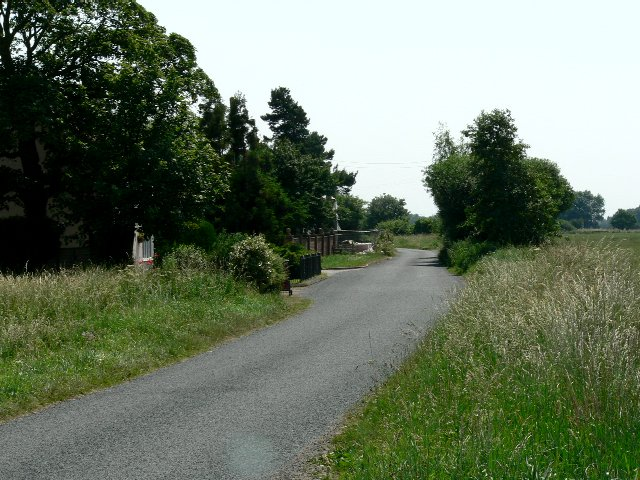 Hagg Lane to South Duffield from Hemingbrough