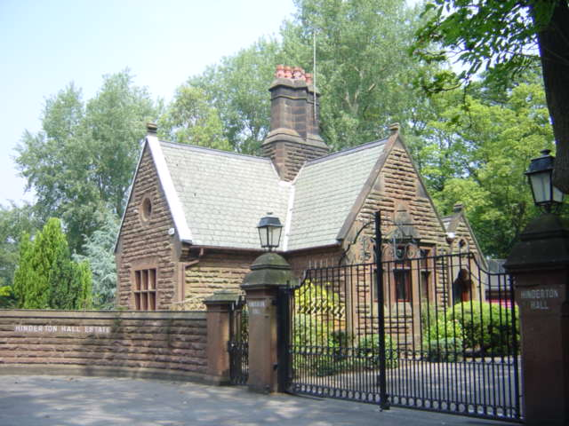 Hinderton Hall Lodge