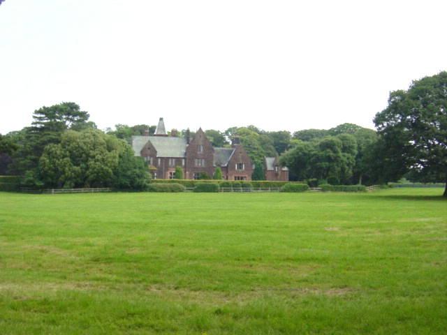 Hinderton Hall, Hinderton
