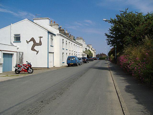 Glenfaba road, Peel, Isle of Man