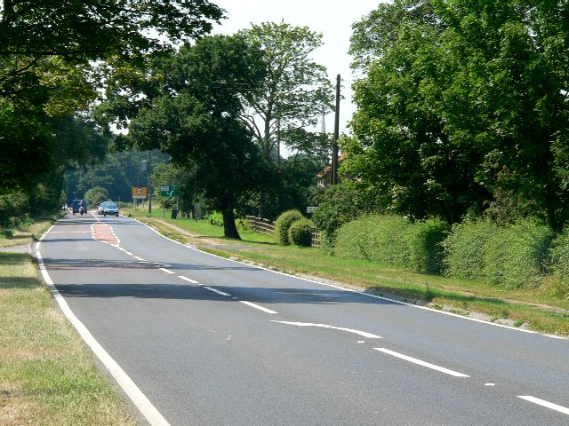 The A63 to Selby