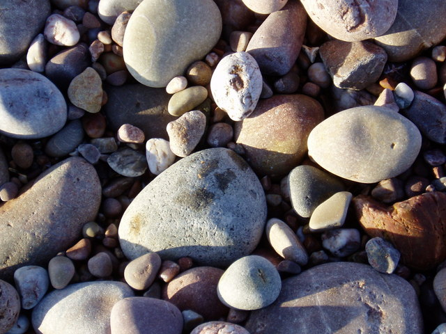 Sidmouth Pebbles