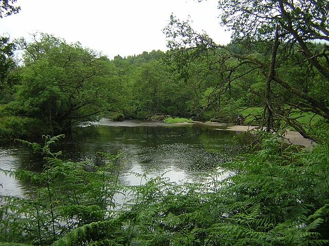 River Forth Near Aberfoyle