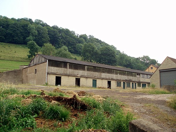 Stables and barns