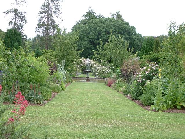 Picton Castle - Walled Garden
