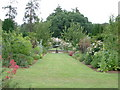 SN0113 : Picton Castle - Walled Garden by Ian Knox