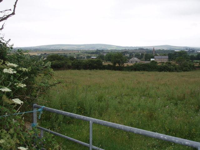 Fields near Nancegollan