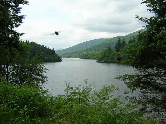 Eastern End of Loch Ard