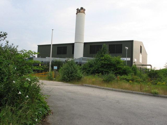 Wheldale Gas Capture Plant