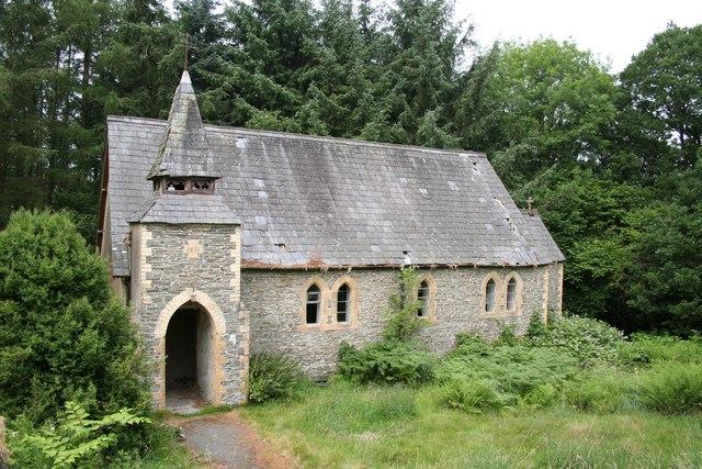 Goginan church