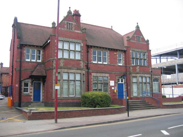Sparkhill Police Station