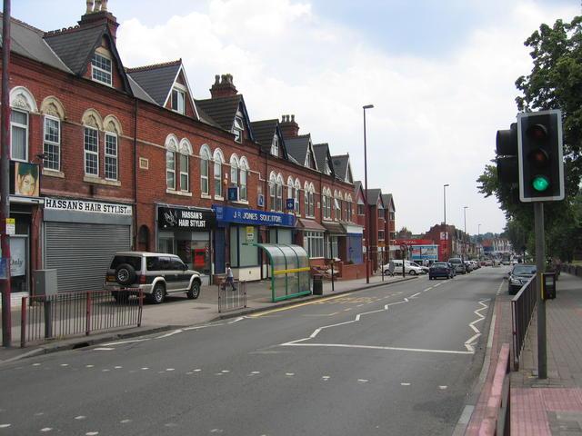 Stratford Road, Sparkhill