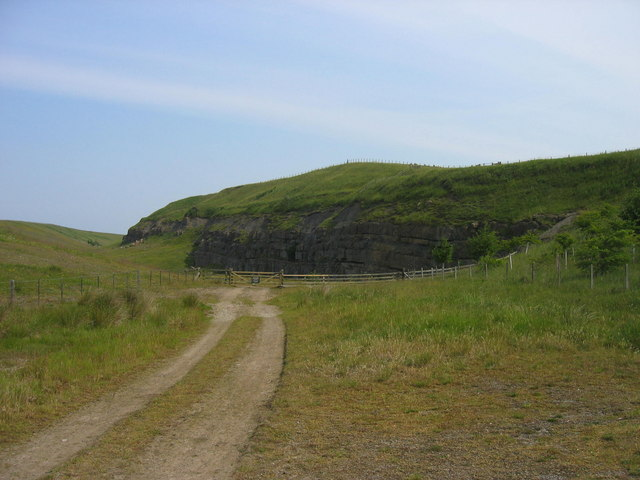 Greenleighton Quarry (disused)
