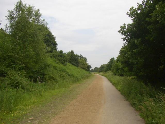 Calder Valley Greenway, Kirkheaton
