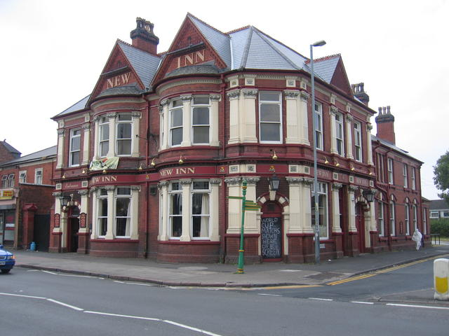 The New Inn, Balsall Heath