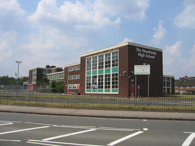 The Heartlands High School