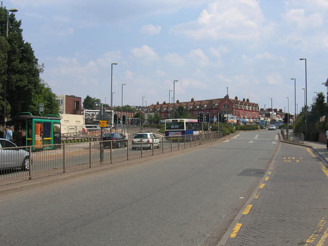 Saltley Gate Roundabout