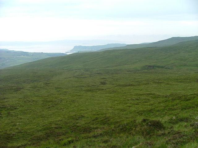 Slopes of Druim na Coille