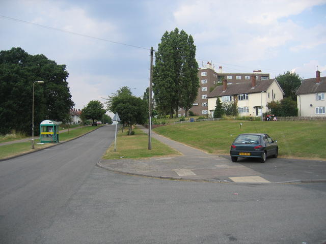 Hollybank Road, Billesley Common