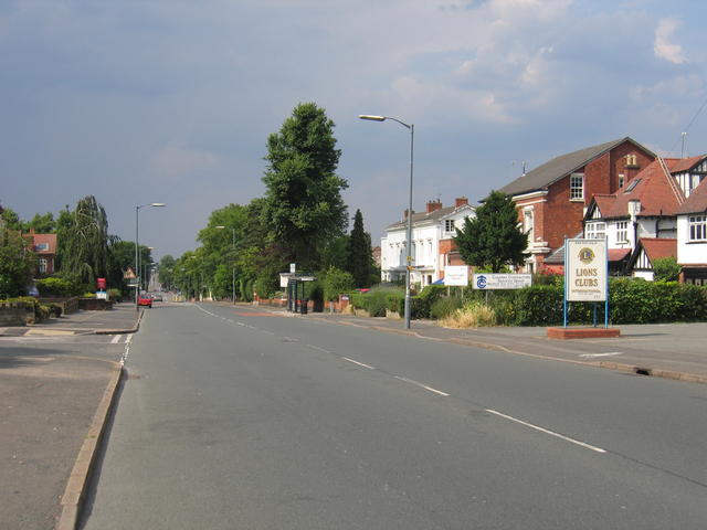Alcester Road South
