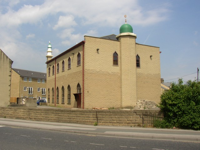 Mosque off Huddersfield Road, Ravensthorpe