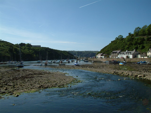 Lower Town, Fishguard