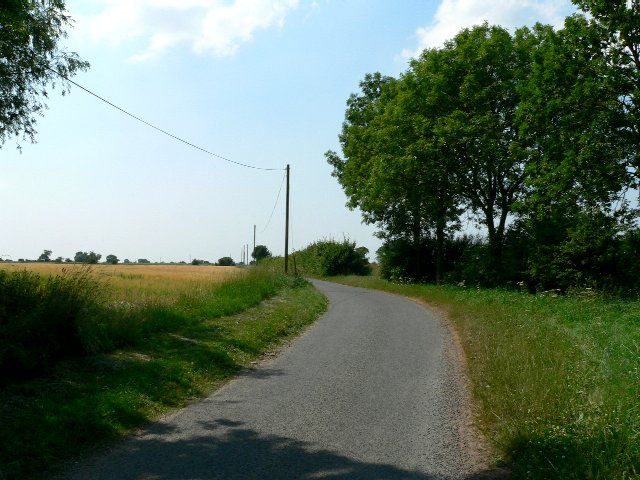 The Road to South Duffield