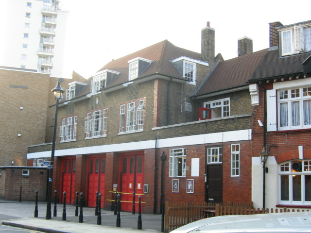 Bermondsey fire station