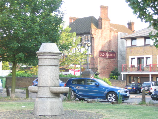 drinking fountain, Bermondsey