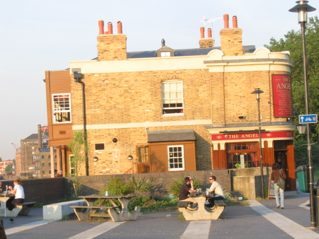The Angel, Rotherhithe