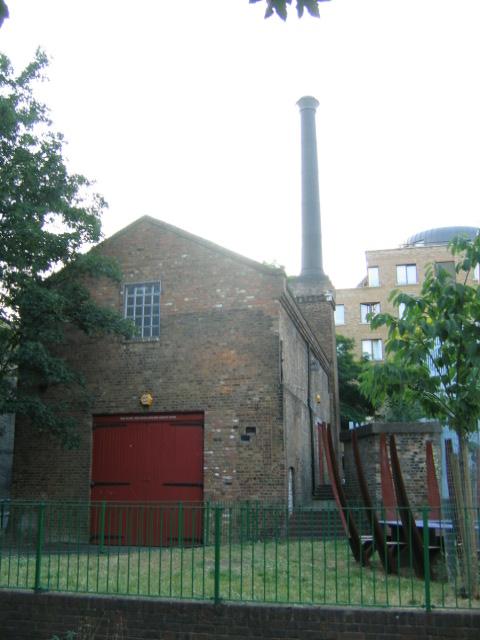 Brunel Engine House, Rotherhithe