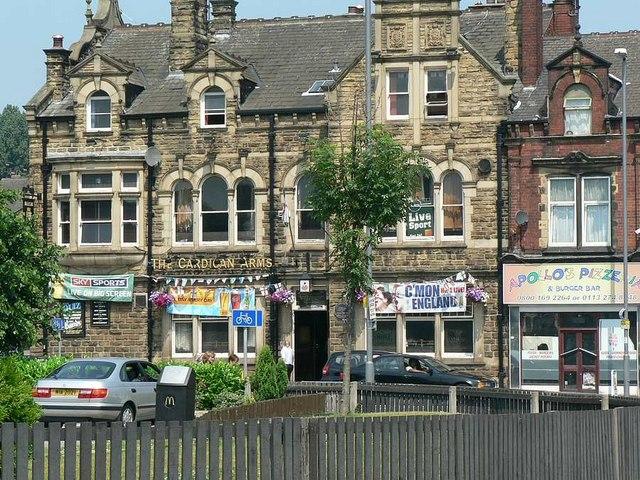 The Cardigan Arms, Kirkstall Road, Leeds