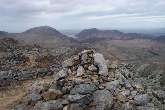 Gallt Yr Ogof summit cairn