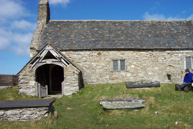 St Celynnin church