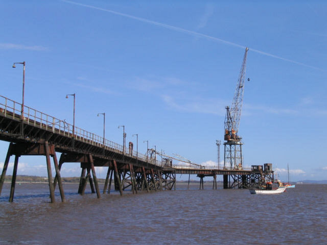 Pier at New Ferry, Wirral