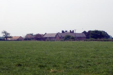 Dairy Farm, Minshull Vernon