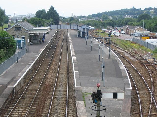 Par station
