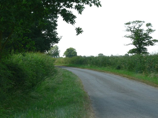 The Road to Woodhall