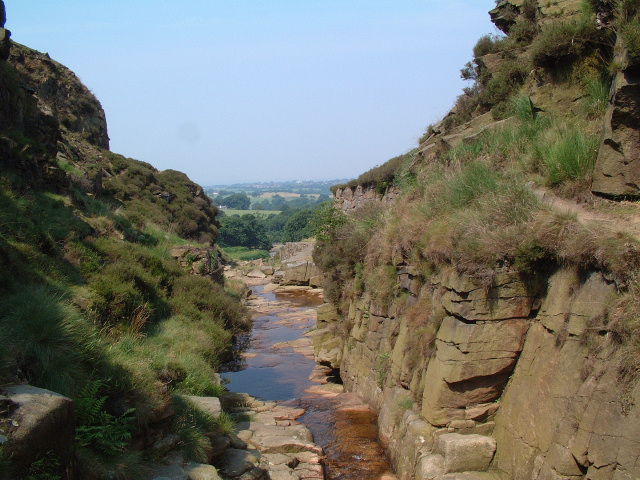 Dean Brook - White Coppice Geology Trail