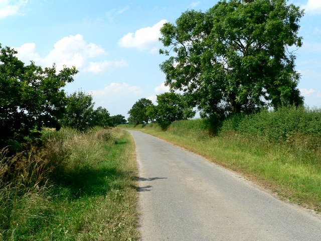 The Road to North Duffield