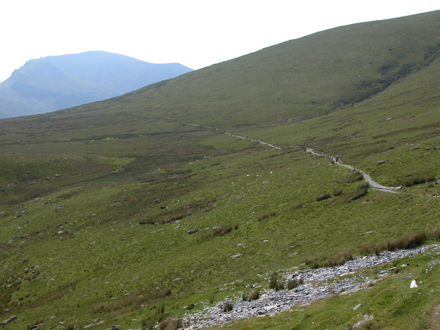 The Snowdon Ranger Path