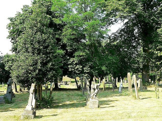 The Graveyard of Bubwith Parish Church