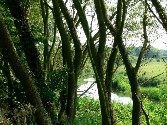 The River Derwent at Bubwith Parish Church