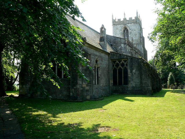 The Parish Church of All Saints, Bubwith